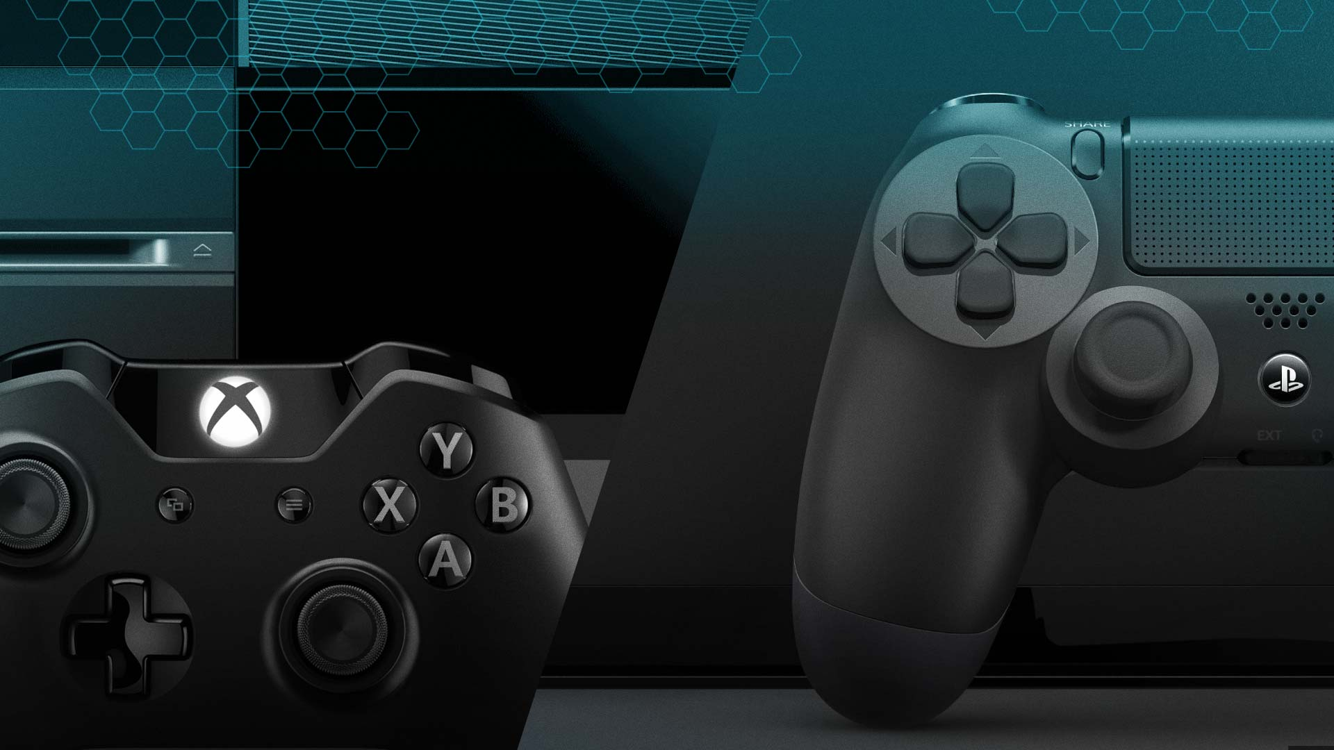 Artistry in Games xboxone-ps4-graphics-feature Why The Xbox One vs PS4 Graphics Row Is More Than Just a Fanwar Opinion