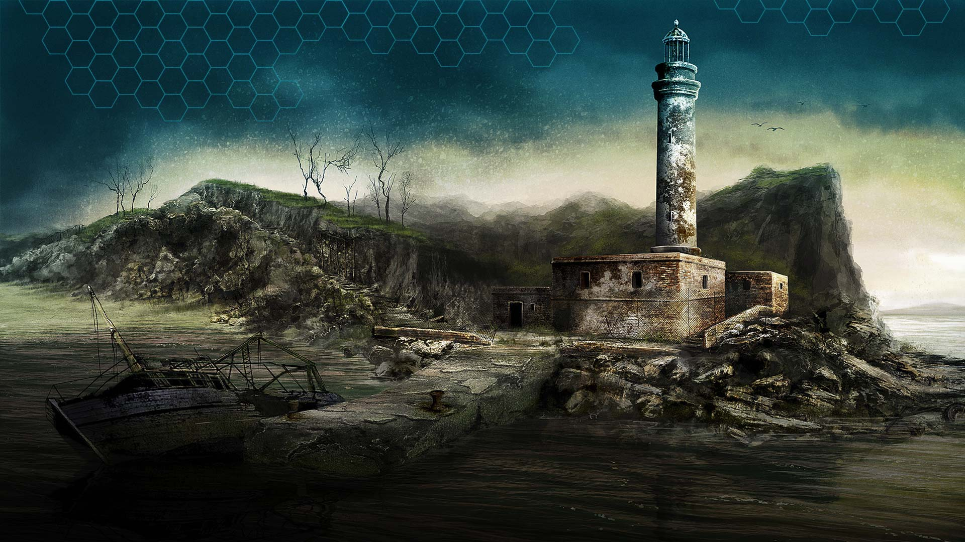 Artistry in Games dear-esther The Failure of Dear Esther Opinion  Video game Interactive storytelling interactive dear esther Choose Your Own Adventure