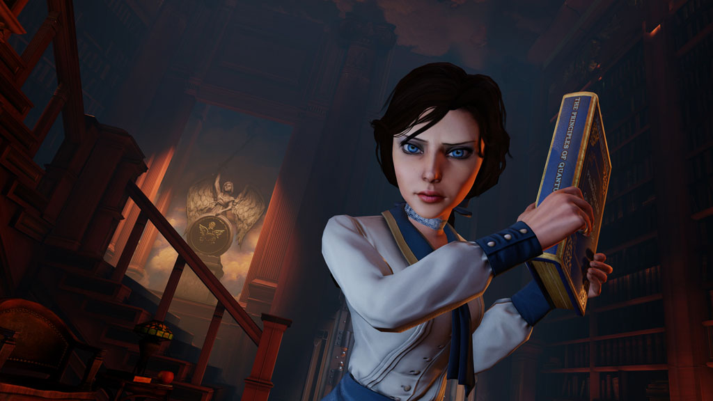 Artistry in Games BioShock-Infinite-Elizabeth1 The Women that Gaming got Right: Bioshock Infinite's Elizabeth Series  Women In Gaming games feminism Bioshock Infinite Anita Sarkeesian