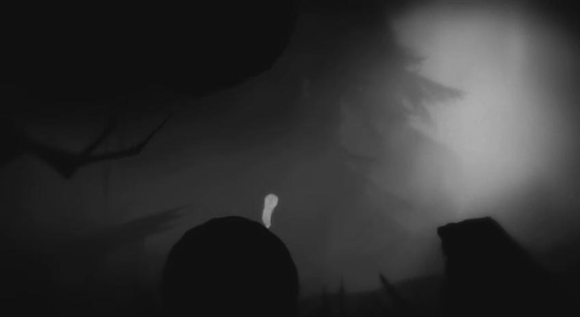 Artistry in Games spider-3 Defining Moments In Games: Limbo - That F@#*ing Spider! Series  Playdead Limbo Indie Games Defining Moments