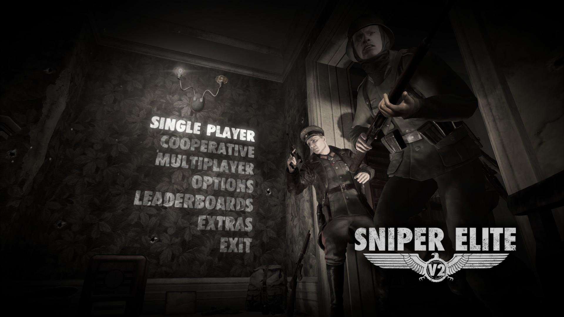 Artistry in Games 2014-06-10_00020 Still Alive! Sniper Elite V2 (PC) Series  v2 sniping sniper respawn Online multiplayer multi-player headshot games game Cooperative Co-op Artistry afrika