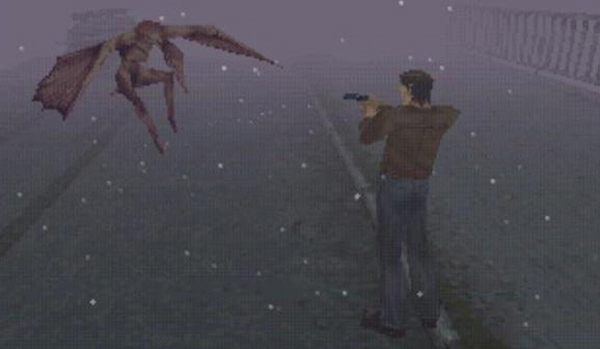 Artistry in Games airscreamer_silenthill1 There Be Monsters: Expanding a Classic Bestiary in Silent Hills Opinion  silent hills silent hill p.t. horror guillermo del toro