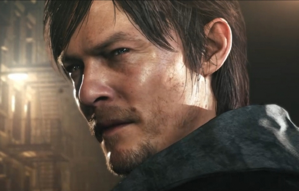 Artistry in Games normanreedus_silenthills There Be Monsters: Expanding a Classic Bestiary in Silent Hills Opinion  silent hills silent hill p.t. horror guillermo del toro