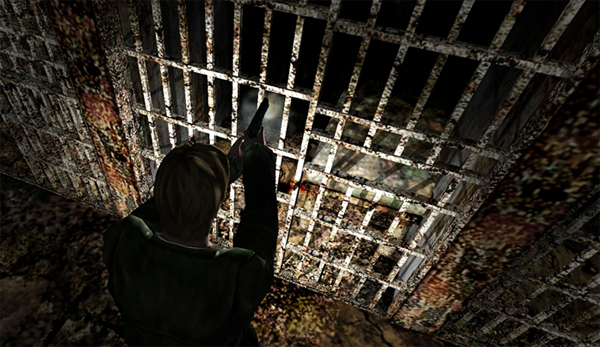 Artistry in Games prisoners_silenthill2 There Be Monsters: Expanding a Classic Bestiary in Silent Hills Opinion  silent hills silent hill p.t. horror guillermo del toro