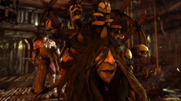 Artistry in Games baba-yaga_castlevania_01 Virtually Spellbinding: Legendary Witches in Gaming Features  witches walpurgis mythology Magic folklore fantasy