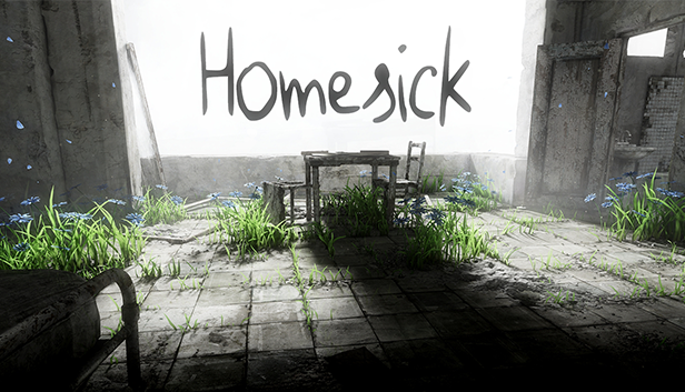 Artistry in Games logo Homesick Review Reviews  walking simulator lucky pause indie gorgeous exploration adventure