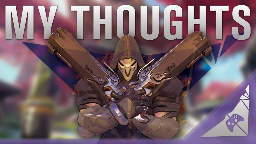 Artistry in Games My-Thoughts-on-Overwatch-Epic-Overwatch-competitive-multiplayer-gameplay-1036x583 My Thoughts on Overwatch (Epic Overwatch competitive multiplayer gameplay) Reviews  sombra overwatch multiplayer Overwatch christmas update Blizzard