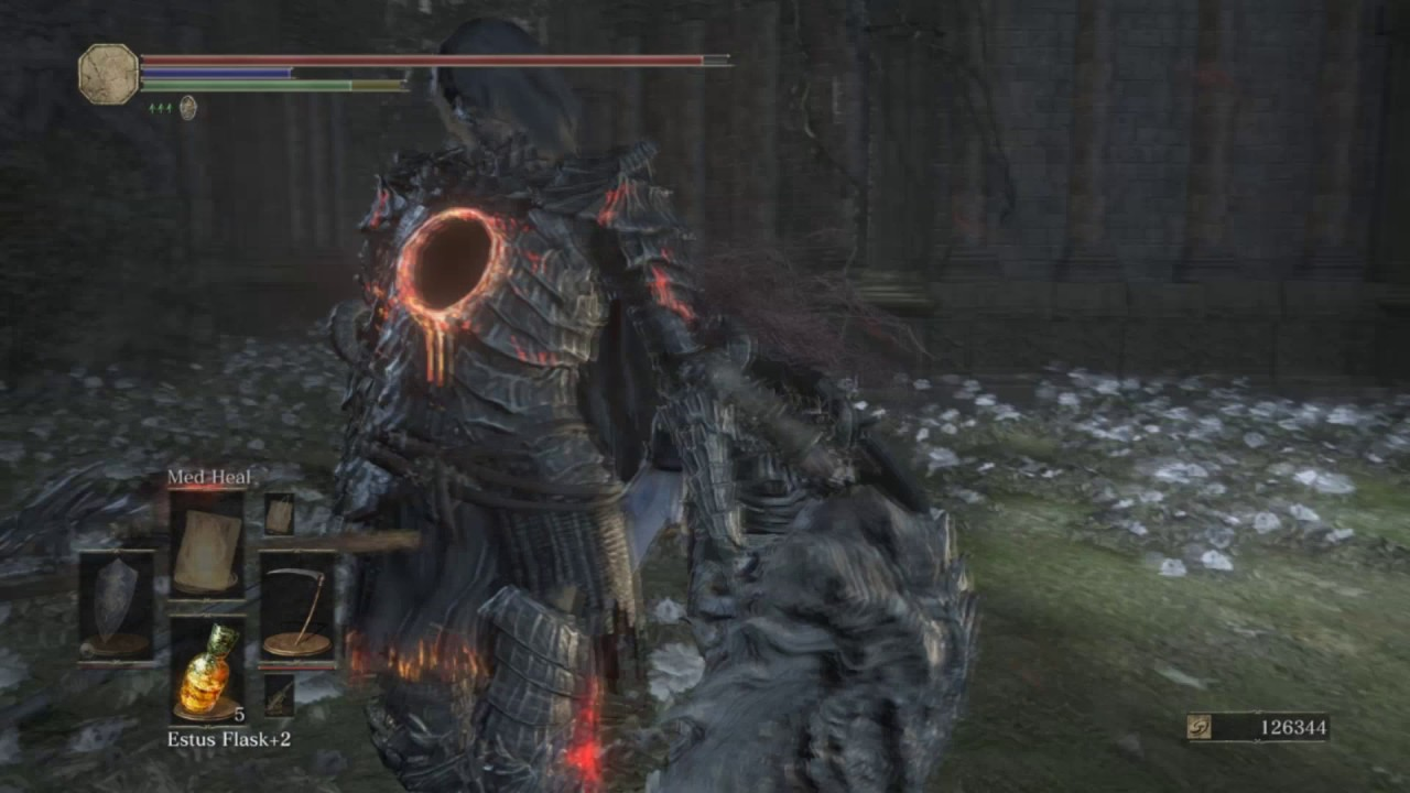 Dark Souls  Ringed City Show Your Humanity