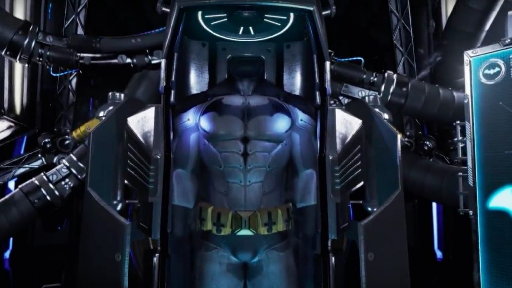 Artistry in Games Batman-Arkham-VR-Official-PC-Announce-Trailer-1036x583 Batman: Arkham VR Official PC Announce Trailer News  Warner Bros. Interactive VR trailer Rocksteady Studios IGN games Batman: Arkham VR Action #ps4