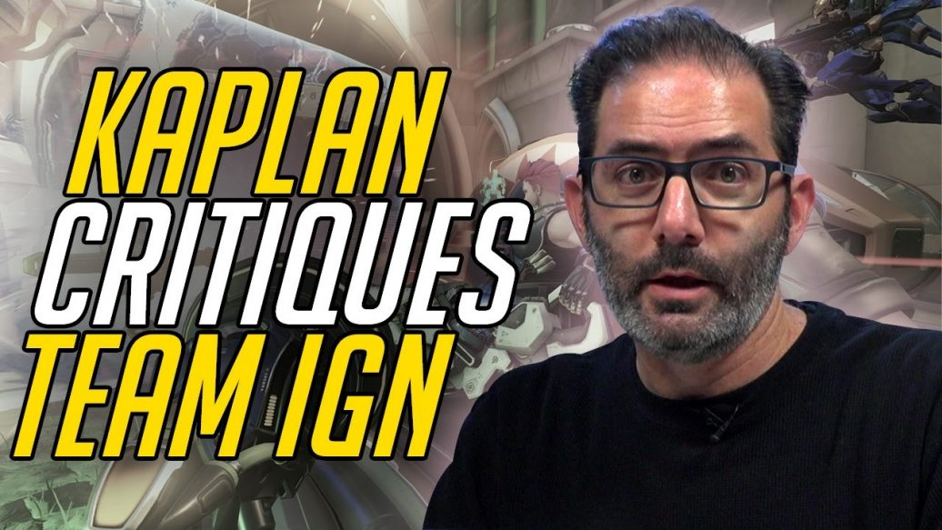 Artistry in Games Jeff-Kaplan-Critiques-IGNs-Overwatch-Team-1036x583 Jeff Kaplan Critiques IGN's Overwatch Team News  Xbox One Shoutcasting Shooter PC Overwatch jeff kaplan IGN games funny feature Commentary analysis Activision Blizzard #ps4