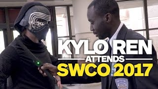 Artistry in Games Kylo-Ren-Goes-to-Star-Wars-Celebration-2017 Kylo Ren Goes to Star Wars Celebration 2017 News  Walt Disney Home Entertainment top videos swco 2017 swco Star Wars: The Last Jedi Star Wars: The Force Awakens star wars celebration star wars sci-fi movie IGN feature Family adventure Action
