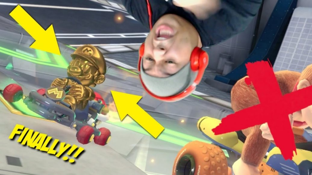 Artistry in Games FKING-GOLD-MARIO-IN-THIS-BTCH-MARIO-KART-8-DELUXE-1036x583 F#%KING GOLD MARIO IN THIS B#TCH!! [MARIO KART 8 DELUXE] News  unlock switch rage quit How-To hilarious gold mario Gameplay funny moments donkey dashiexp dashiegames Commentary 200cc