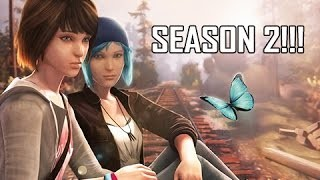 Artistry in Games LIFE-IS-STRANGE-SEASON-2-ANNOUNCEMENT LIFE IS STRANGE SEASON 2 ANNOUNCEMENT!!!! News  walkthrough Video game Video trailer Single review playthrough Player Play part Opening new mission let's Introduction Intro high HD Guide games Gameplay game Ending definition CONSOLE Commentary Achievement 60FPS 60 fps 1080P