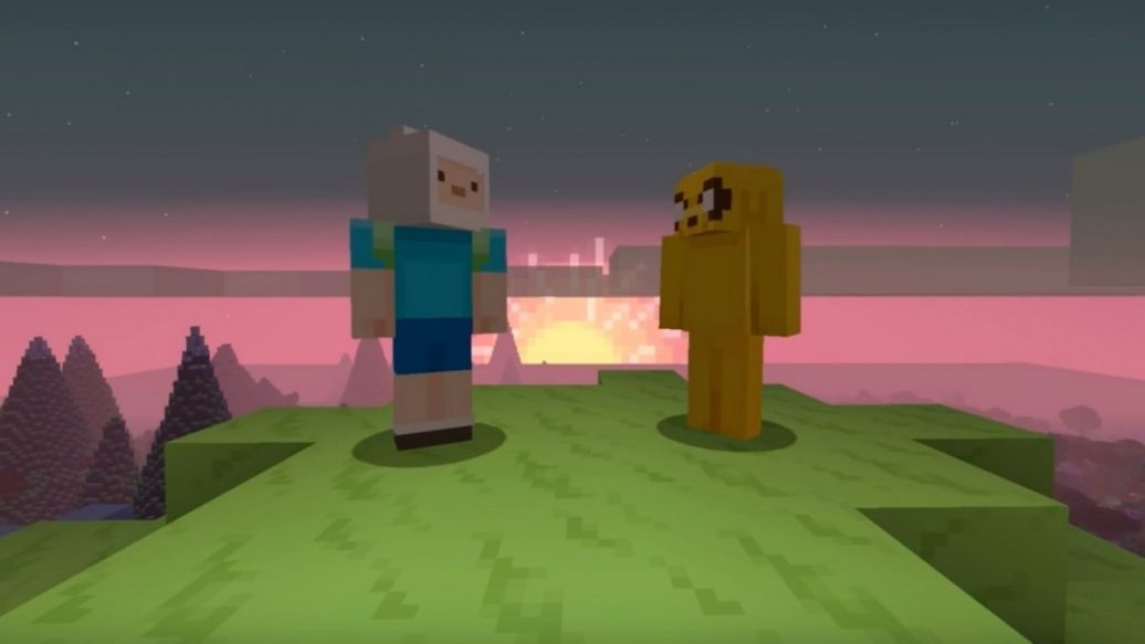 Artistry in Games Minecraft-Official-Adventure-Time-Mashup-Pack-Trailer-1036x583 Minecraft Official Adventure Time Mashup Pack Trailer News  Xbox One XBox 360 Wii-U Vita trailer switch PS3 PC Mojang minecraft IGN games Action 4JStudios #ps4