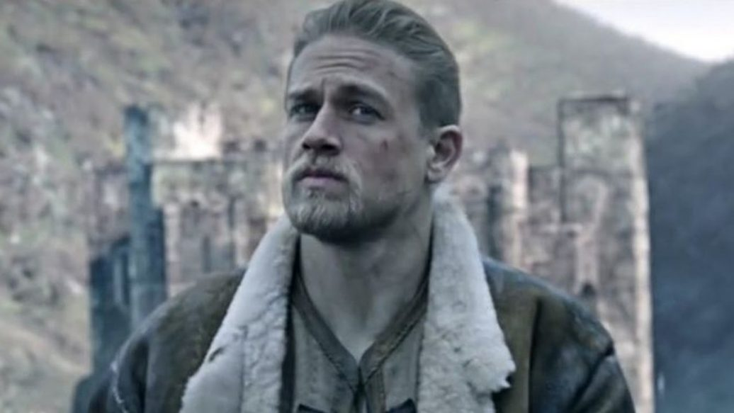 Artistry in Games Why-King-Arthur-Is-a-Bit-of-an-Arsehole-1036x583 Why King Arthur Is a Bit of an Arsehole News  Warner Bros. Pictures Village Roadshow Pictures movie King Arthur: Legend of the Sword interview IGN fantasy adventure Action