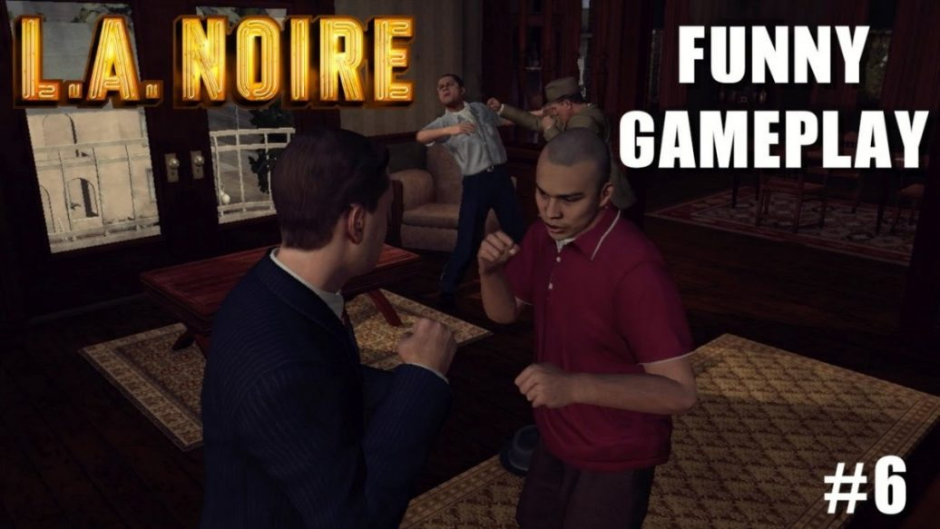 """Artistry in Games FUNNY-L.A.-NOIRE-GAMEPLAY-6-1036x583 FUNNY """"L.A. NOIRE"""" GAMEPLAY #6 News  lets play xbox one gaming i lets play gaming walkthrough gaming channel walkthrough lets play funny gaming itsreal85 gaming"""