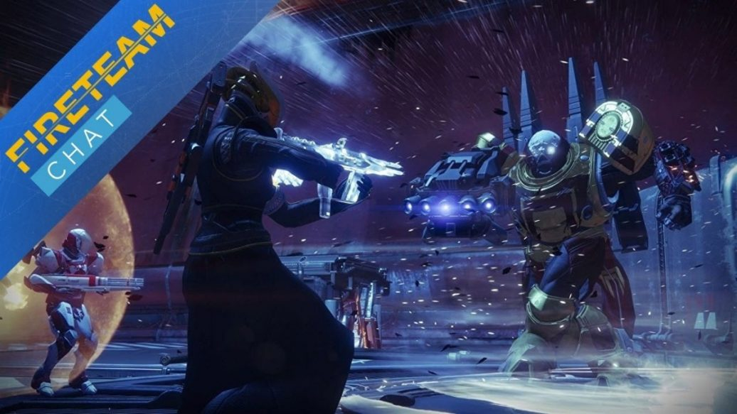 Artistry in Games Fireteam-Chat-Ep.-117-Bungie-On-Rebuilding-The-Weapon-System-IGNs-Destiny-Show-1036x583 Fireteam Chat Ep. 117 - Bungie On Rebuilding The Weapon System - IGN's Destiny Show News  Xbox One XBox 360 Shooter PS3 PC interview IGN games feature E3 2017 e3 destiny 2 Destiny Bungie Software bungie Activision #ps4