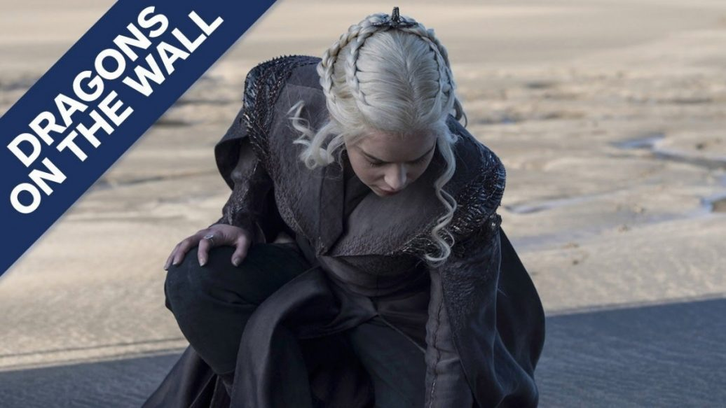 Artistry in Games Game-of-Thrones-Premiere-Lets-Talk-Daenerys-Arrival-Dragons-on-the-Wall-1036x583 Game of Thrones Premiere: Let's Talk Daenerys' Arrival - Dragons on the Wall News  shows IGN HBO Game of Thrones feature fantasy