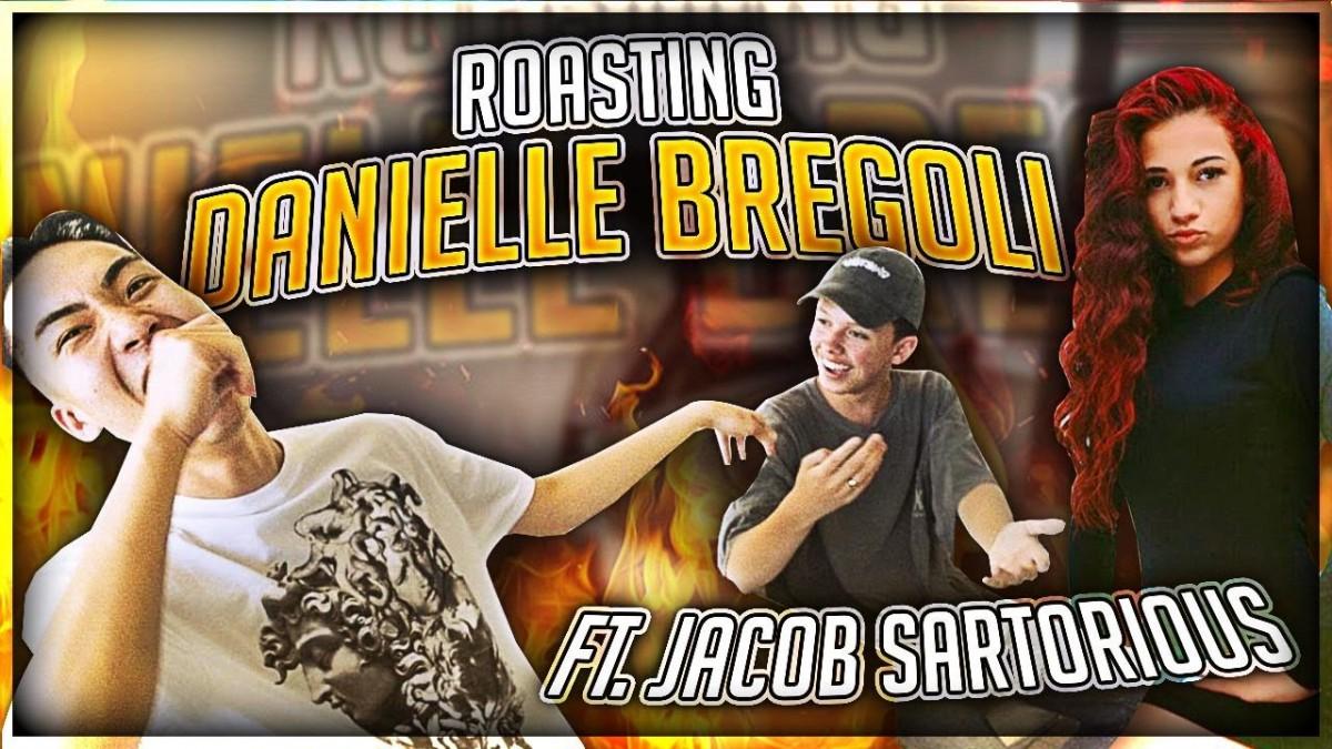 Ricegum Roast Baby Ariel Lyrics: ROASTING DANIELLE BREGOLI (ft. Jacob Sartorius) (Cash Me