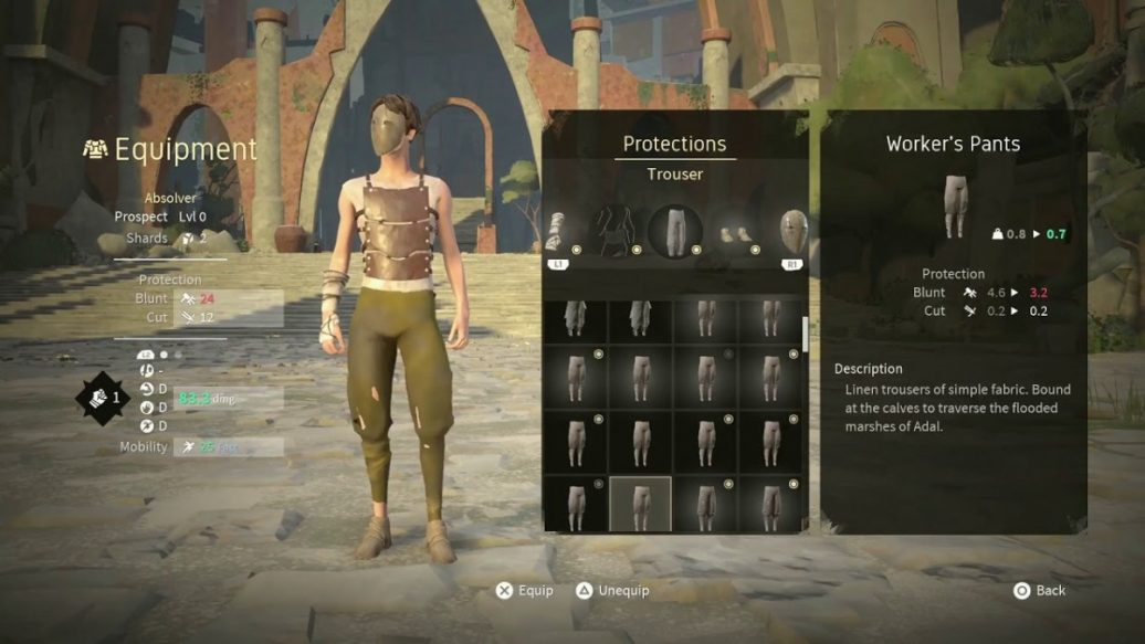 Artistry in Games Absolver-Character-Customization-Trailer-1036x583 Absolver - Character Customization Trailer News  Xbox One trailer Sloclap PC IGN games Devolver Digital Action Absolver #ps4