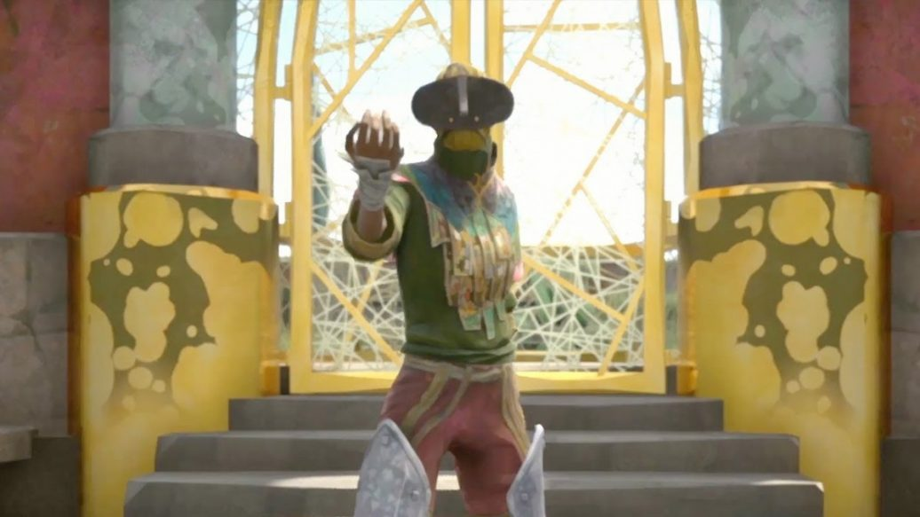 Artistry in Games Absolver-Friends-and-Foes-Multiplayer-Trailer-1036x583 Absolver - Friends and Foes Multiplayer Trailer News  Xbox One trailer Sloclap PC IGN games Devolver Digital Action Absolver #ps4