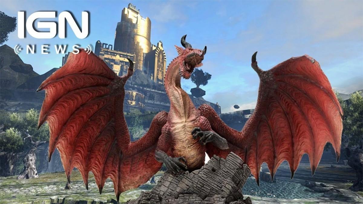 Dragon's dogma release date in Brisbane