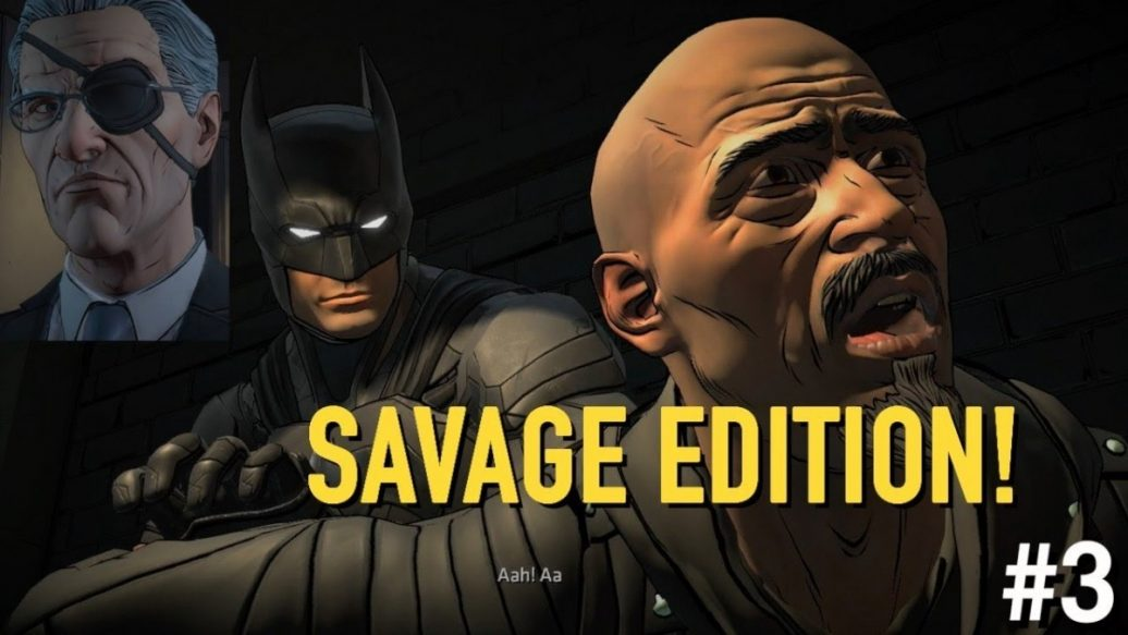 """Artistry in Games HE-DIDNT-GET-THE-SAVAGE-EDITION-MEMO-FUNNY-BATMAN-THE-ENEMY-WITHIN-3-1036x583 HE DIDN'T GET THE """"SAVAGE EDITION"""" MEMO! ( FUNNY BATMAN, THE ENEMY WITHIN #3) News  xbox one gaming walkthrough gameplay let's play itsreal85 gaming channel gaming channel funny gameplay"""