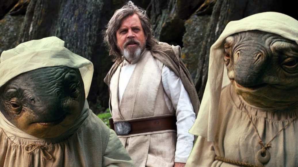 Artistry in Games Luke-Skywalker-Hangs-Out-With-Frog-Nuns-in-The-Last-Jedi-Up-At-Noon-Live-1036x583 Luke Skywalker Hangs Out With Frog Nuns in The Last Jedi - Up At Noon Live! News  Up At Noon Live Up At Noon un UAN trailer Star Wars: The Last Jedi star wars sci-fi movie IGN Ep8 Action