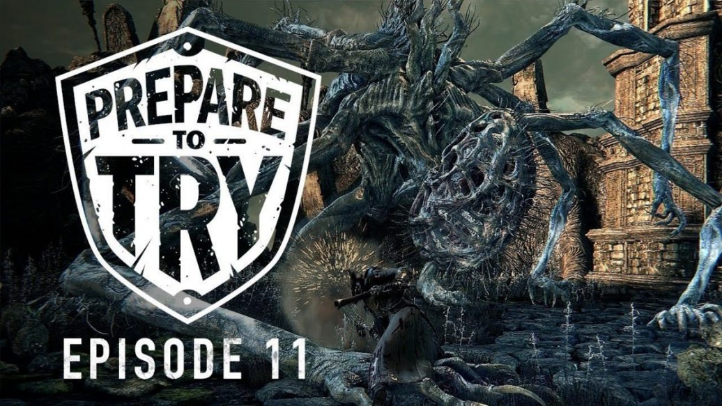 Artistry in Games Prepare-To-Try-Bloodborne-Episode-11-The-Nightmare-Frontier-Amygdala-1036x583 Prepare To Try Bloodborne: Episode 11 - The Nightmare Frontier & Amygdala News  Sony Computer Entertainment Rory prepare to try let's play Krupa IGN Gav games funny FromSoftware Finchy feature DLC / Expansion dark souls Dan comedy Bloodborne: The Old Hunters Bloodborne Action #ps4