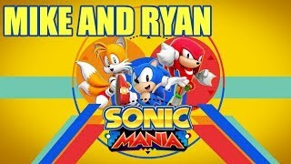 Artistry in Games Sonic-Mania-Switch-Mike-Ryan Sonic Mania (Switch) Mike & Ryan News  tails switch Sonic the Hedgehog Sonic Tails Sonic Mania Trailer Sonic Mania Switch Sonic Mania Stages Sonic Mania Review Sonic Mania Reaction Sonic Mania Playthrough Sonic Mania Opinions Sonic Mania Gameplay Sonic Mania Game Sonic Mania Cinemassacre Sonic Mania Chaos Emeralds Sonic Mania sonic Nintendo Switch Mike Mania cinemassacre
