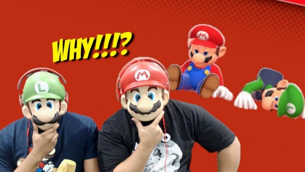 Artistry in Games THIS-WAS-A-BAD-IDEA-AND-IM-SORRY-MARIO-AND-LUIGI-PLAY-MARIO-O_O-1036x583 THIS WAS A BAD IDEA AND I'M SORRY! [MARIO AND LUIGI PLAY MARIO O_O] News  super mario 3d world Shadow mario mask lol lmao hilarious funny moments dashiexp dashiegames Commentary