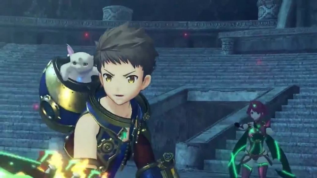 Artistry in Games 5-Minutes-of-Xenoblade-Chronicles-2-Gameplay-1036x583 5 Minutes of Xenoblade Chronicles 2 Gameplay News  xenoblade chronicles 2 trailer switch RPG Nintendo Monolith Software (JP) IGN games