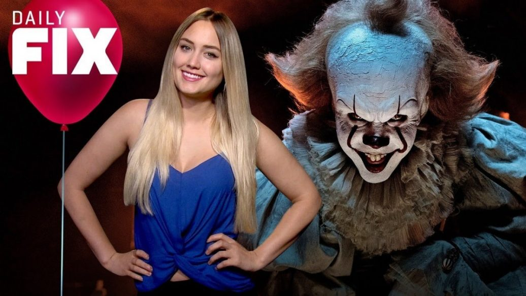 Artistry in Games ITs-Pennywise-Even-Scared-Himself-IGN-Daily-Fix-1036x583 IT's Pennywise Even Scared Himself - IGN Daily Fix News  Xbox One Vertigo Entertainment top videos Stranger Things: Season 2 Stranger Things: Season 1 Stranger Things Stephen King's It stephen king rocket league Nintendo Switch Nintendo Netflix.com Netflix naomi kyle it IGN Daily Fix Buffy the Vampire Slayer Bill Skarsgård #ps4 #dailyfix