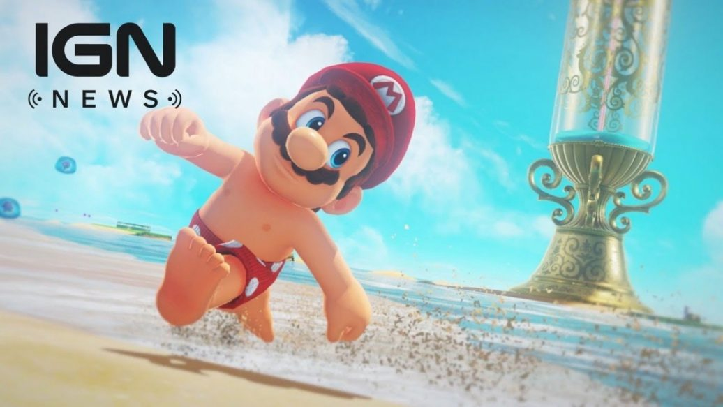Artistry in Games Nintendo-Announces-Super-Mario-Odyssey-Switch-Bundle-IGN-News-1036x583 Nintendo Announces Super Mario Odyssey Switch Bundle - IGN News News  Xbox One video games Super Mario Odyssey Nintendo Switch Nintendo IGN News IGN gaming games feature Breaking news #ps4