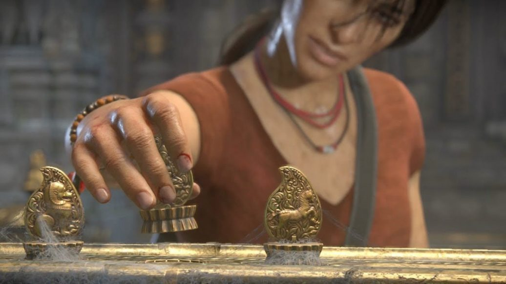 Artistry in Games Uncharted-The-Lost-Legacy-I-Part-14-I-He-Was-Here-1036x583 Uncharted The Lost Legacy I Part 14 I He Was Here! Reviews  western ghats walkthrough Uncharted: The Lost Legacy uncharted 4 the lost legacy ps4 uncharted 4 survival Naughty Dog nadine ross Gameplay Commentary chloe franzer #ps4