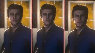 Artistry in Games The-Evil-Within-2-Graphics-Comparison-PS4-Pro-vs.-Xbox-One-S-vs.-PC The Evil Within 2 Graphics Comparison - PS4 Pro vs. Xbox One S vs. PC News  review PC IGN Guide graphics comparison evil within 2 custom build