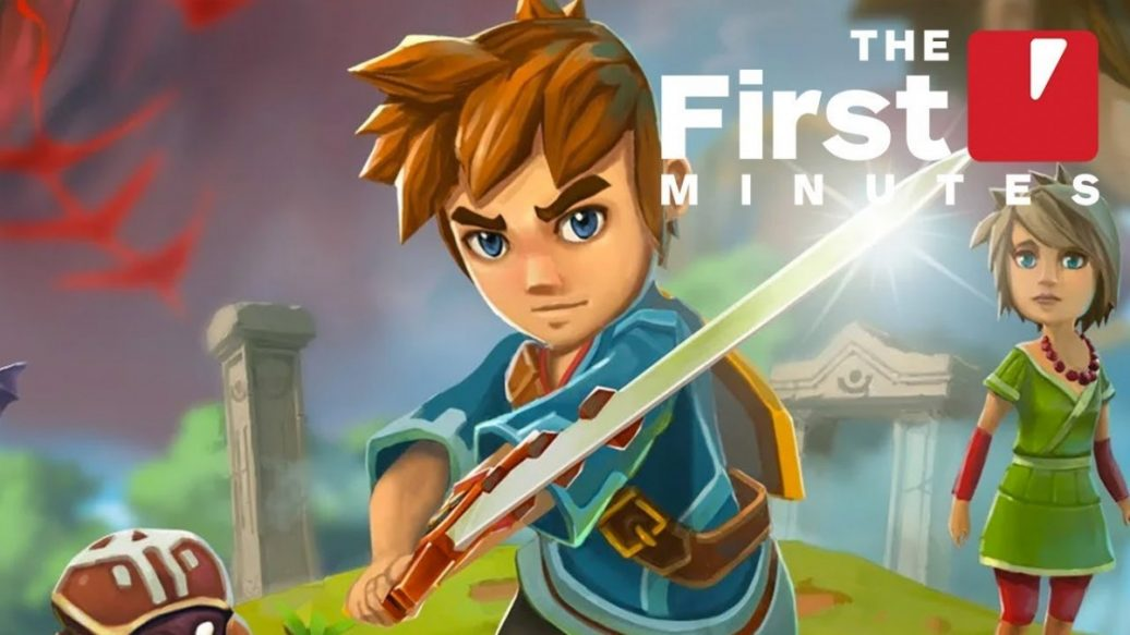 Artistry in Games The-First-15-Minutes-of-Oceanhorn-on-Switch-1036x583 The First 15 Minutes of Oceanhorn on Switch News  Xbox One Vita switch PC Oceanhorn: Monster of Uncharted Seas Oceanhorn Mac iPhone IGN games Gameplay FDG Entertainment Engine Software Cornfox & Bros. Android adventure #ps4