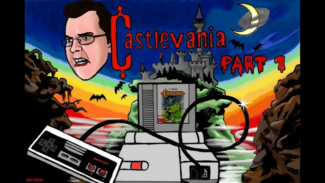 Artistry in Games Castlevania-NES-Angry-Video-Game-Nerd-Episode-79-1036x583 Castlevania - NES - Angry Video Game Nerd - Episode 79 News