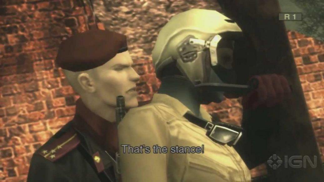 Artistry in Games Metal-Gear-Solid-3-HD-Teasing-Ocelot-Cinematic-Gameplay-1036x583 Metal Gear Solid 3 HD - Teasing Ocelot Cinematic - Gameplay News