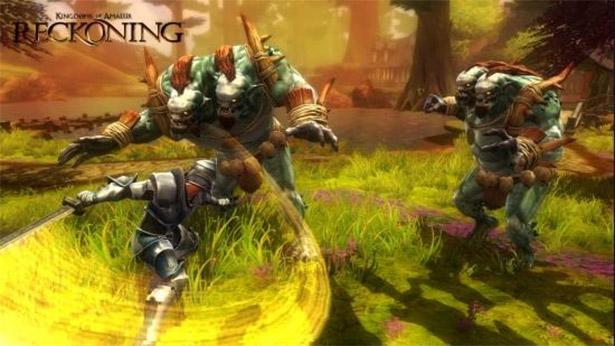 Artistry in Games amalur Fantasy is No Longer Fantastic Opinion  kingdoms of amular fantasy dark souls