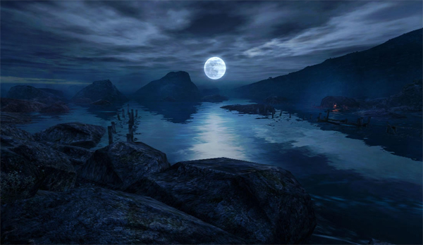 Artistry in Games dear-esther Blurred Lines: Virtual Reality and the Future of Player-Character Relationships Features  virtual reality sony hmz-t3q player-character relationships oculus rift