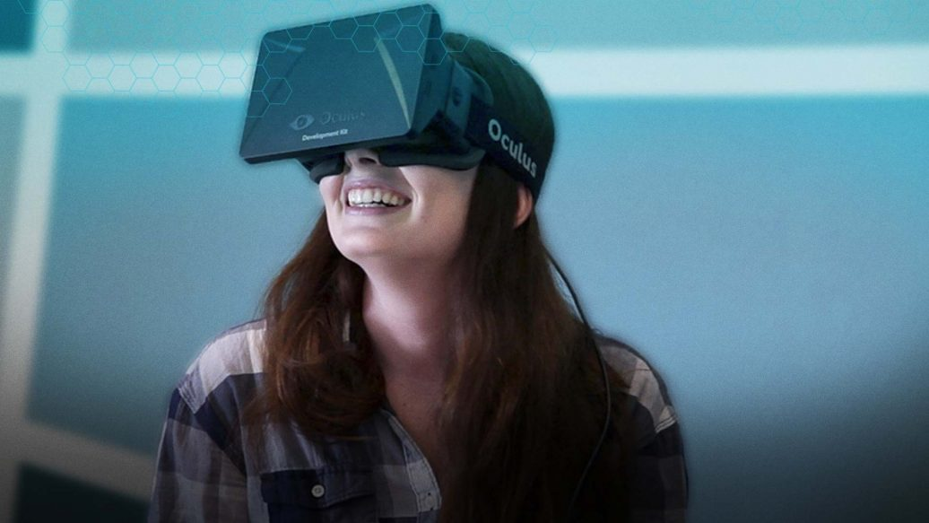 Artistry in Games oculus-rift1-1036x583 Blurred Lines: Virtual Reality and the Future of Player-Character Relationships Features  virtual reality sony hmz-t3q player-character relationships oculus rift