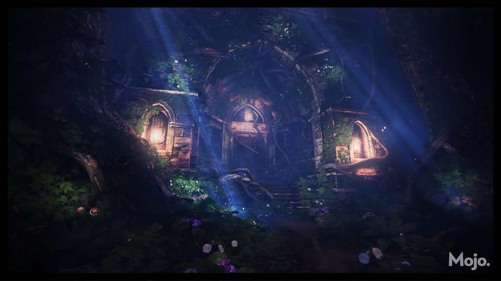 Artistry in Games screenshot4-1024x576 The Art of Cradle Features  Mojo Game Studios kickstarter cradle concept art