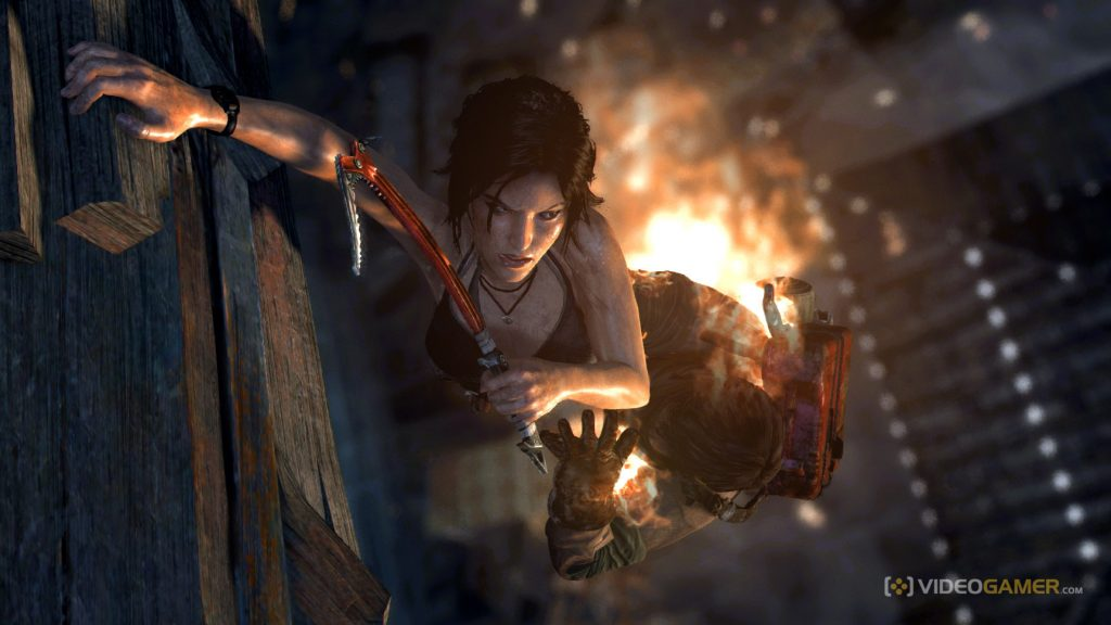 Artistry in Games tomb_raider_definitive_edition_12-1024x576 Tomb Raider: Perfection of an Already Gorgeous Game Opinion  tomb raider: definitive edition tomb raider lara croft crystal dynamics courtney merz