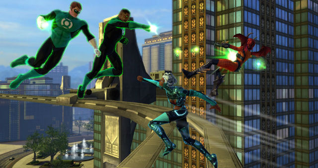 Artistry in Games DCUO-Artisty-Story-2 DC Universe Online: The Perfect Blend Of Gameplay And Story Reviews  super hero Sony Online Entertainment MMO Massively multiplayer online game DC Universe Online DC Comics