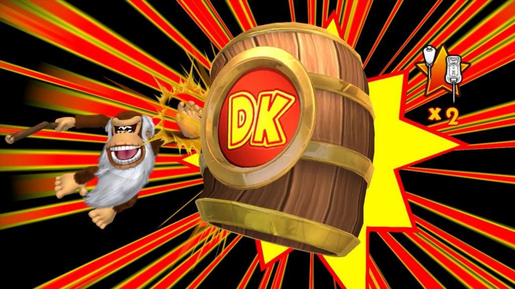 Artistry in Games Tropical-Freeze-2-1024x576 A Look Back At Donkey Kong's Many Different Art Styles Opinion  Nintendo mario vs. donkey kong donkey kong country tropical freeze Donkey Kong Country Returns Donkey Kong Country Donkey kong 64 donkey kong DK King of Swing