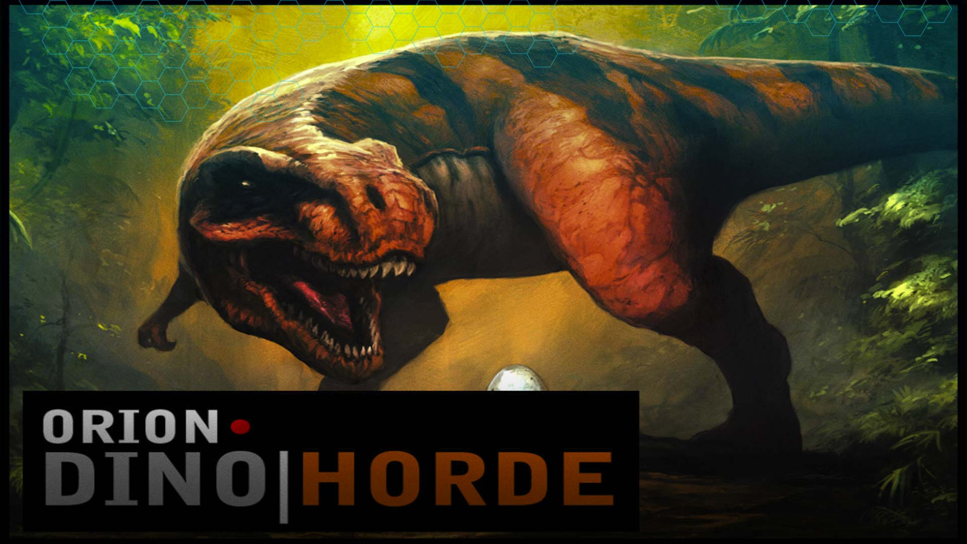Artistry in Games orion-dino-horde Spiraling Into Control: The Incredible Journey of Spiral Game Studios Features  Spiral Game Studios Spiral Prassel ORION London kickstarter games Game design Dino Horde
