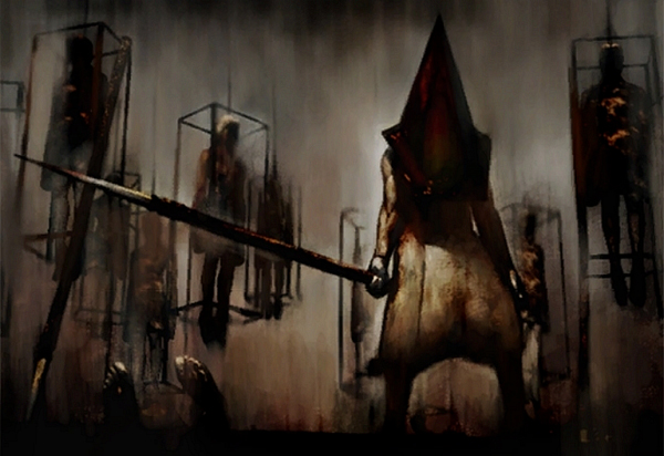 Artistry in Games silenthill2_mistydayremainsofthejudgment_masahiroito Gallery of the Unseen: The Historic Use of Art in Gaming Features  graphics Game Art design