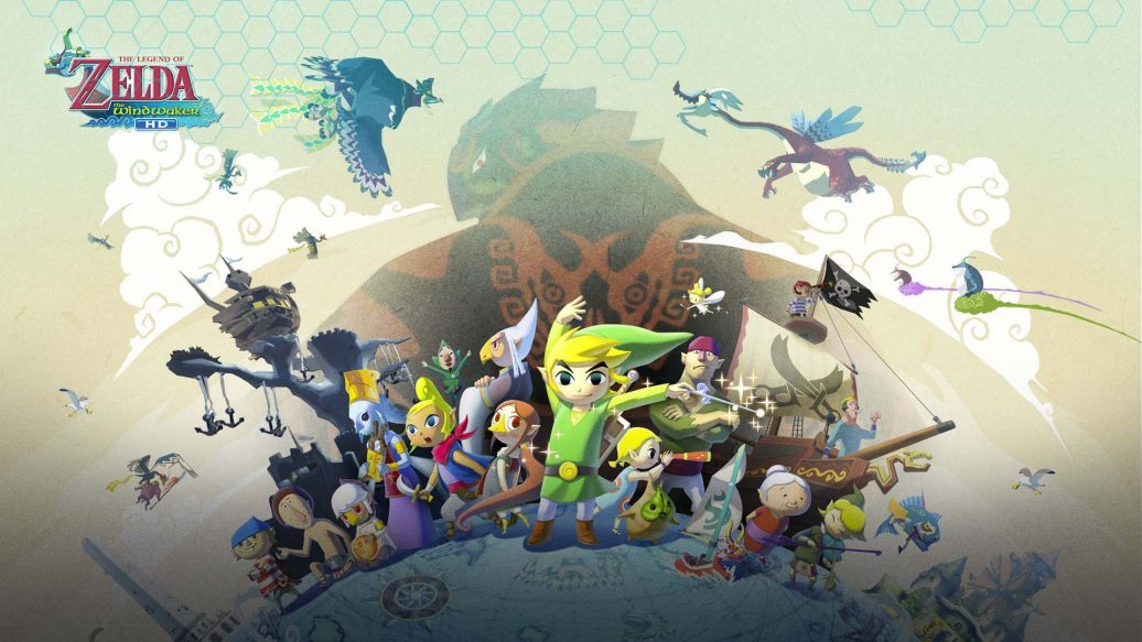 Artistry in Games zelda-windwaker1-1036x583 Musical Moments: The Legend of Zelda: The Wind Waker Series  Zelda Nintendo musical moments music Legend of Zelda: The Wind Waker