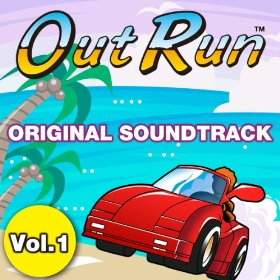 Artistry in Games Out-Run-Soundtrack-vol.-1 Out Run 20th Anniversary Box Receives Partial Digital Release Amazon News  sega outrun news music